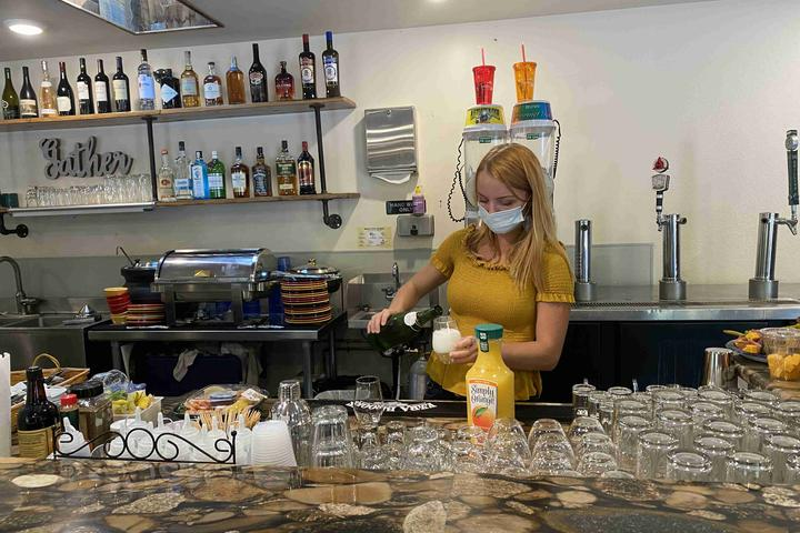 Pet Friendly Tomari's Coffee and Public House