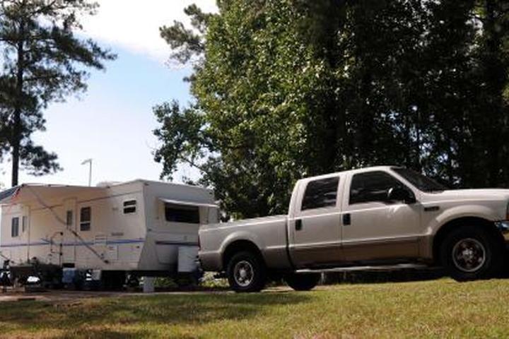 Pet Friendly Whitetail Ridge Campground