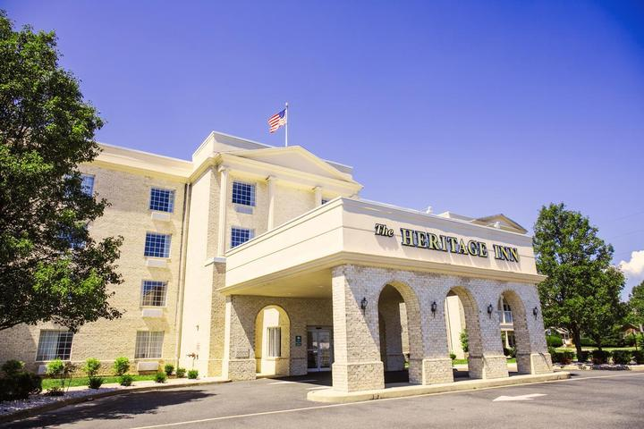 Pet Friendly Heritage Inn and Suites Rehoboth Beach