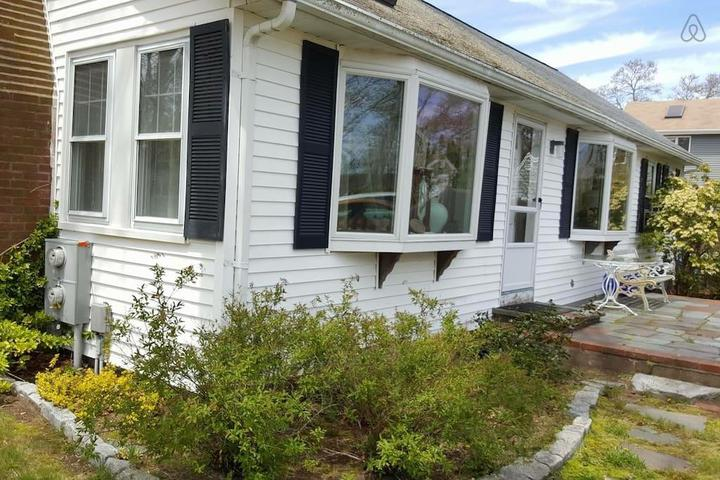 Pet Friendly Falmouth Airbnb Rentals
