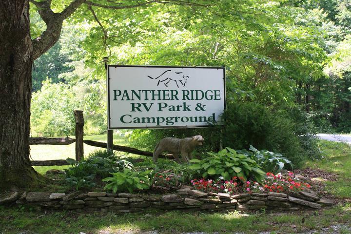 Pet Friendly Panther Ridge RV Park