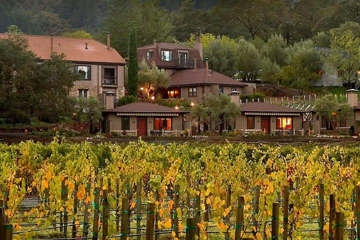 Pet Friendly Wine Country Inn and Cottages