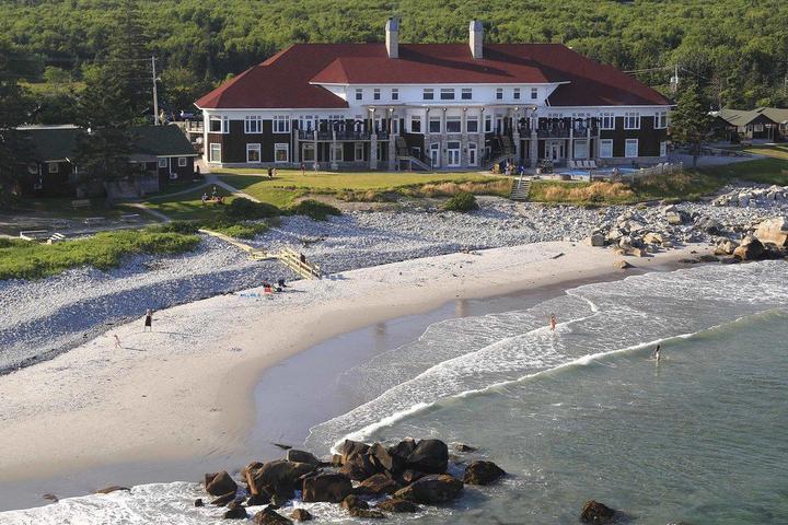 Pet Friendly White Point Beach Resort