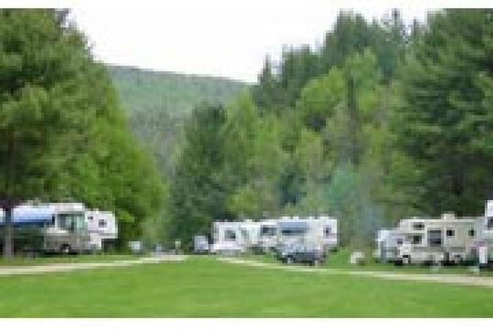 Pet Friendly Winhall Brook Campground