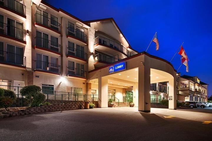 Pet Friendly Best Western Plus Mission City Lodge