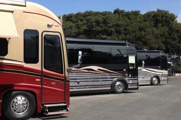 Pet Friendly Monterey County Fairgrounds RV Camping