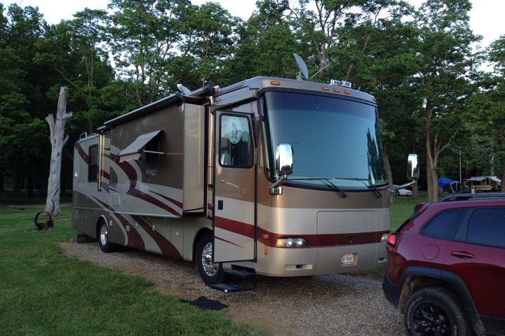Pet Friendly Mill Creek Day Use Campground