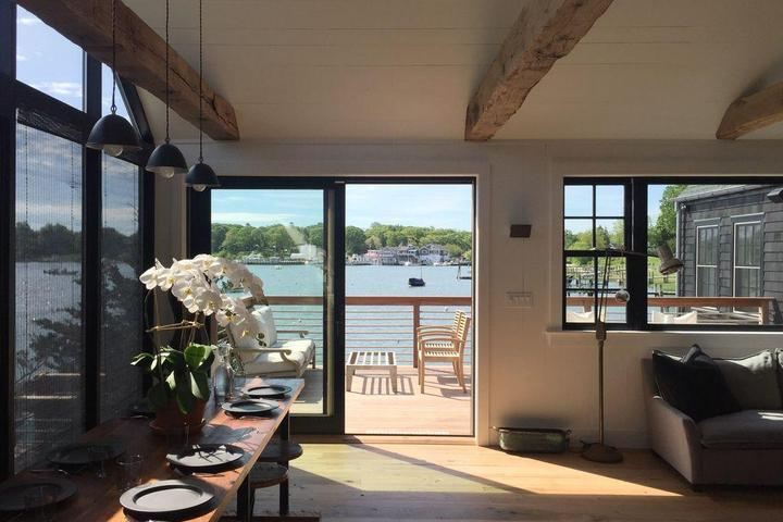 Pet Friendly Shelter Island Boat House