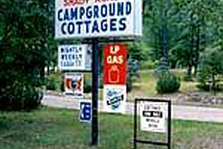 Pet Friendly Lewiston Shady Acres Campground & Cottages