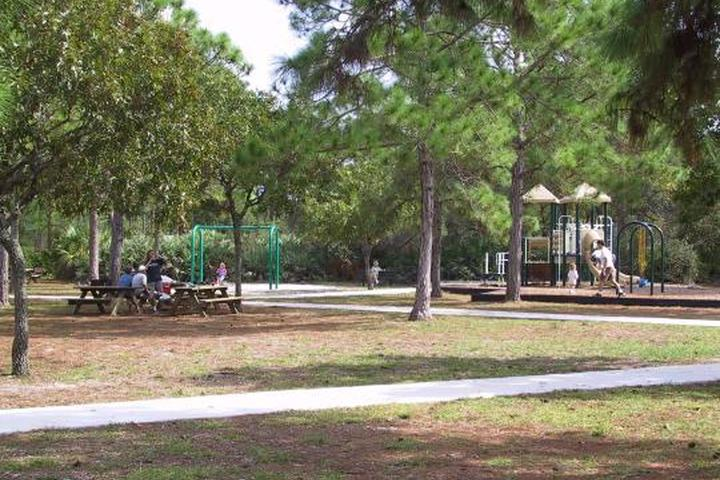 Pet Friendly Jonathan Dickinson State Park Campground