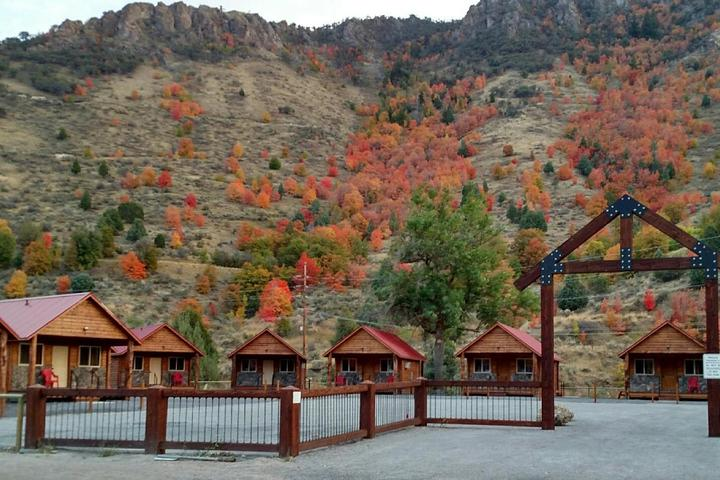 Pet Friendly Campgrounds in Lava Hot Springs, ID - Bring Fido
