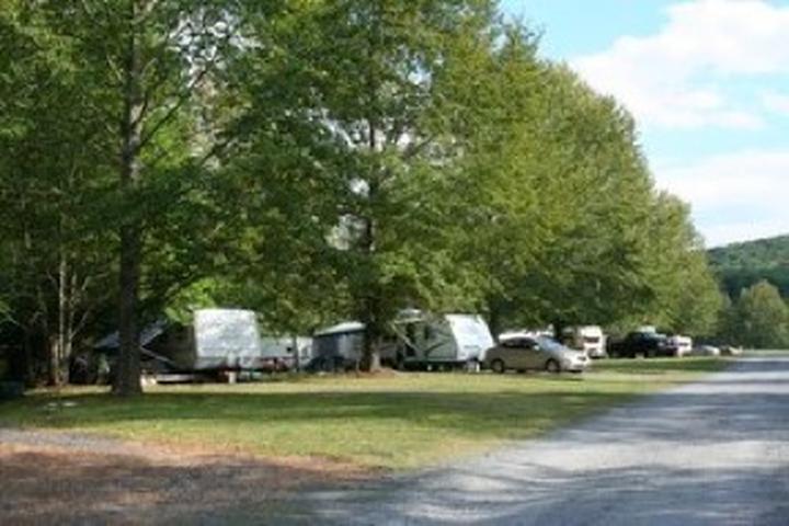 Pet Friendly Chestnut Lake Campground