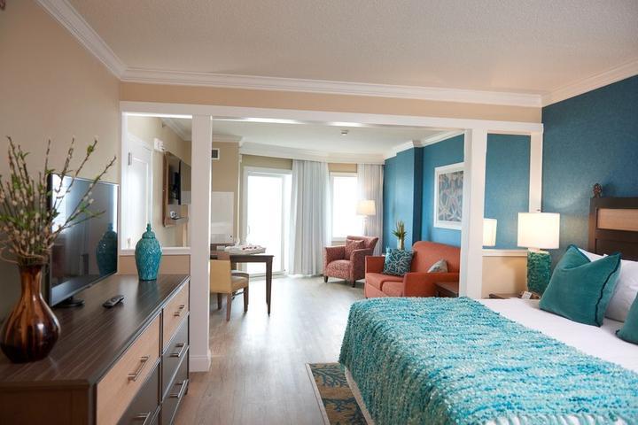 Pet Friendly Bethany Beach Ocean Suites Residence Inn by Marriott