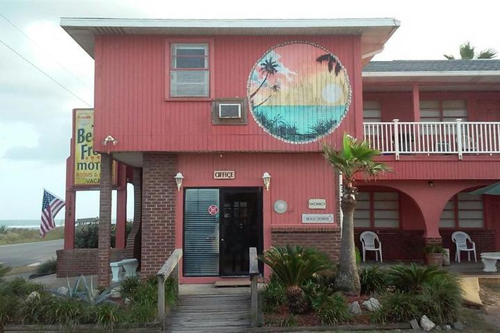 Pet Friendly Beach Front Motel