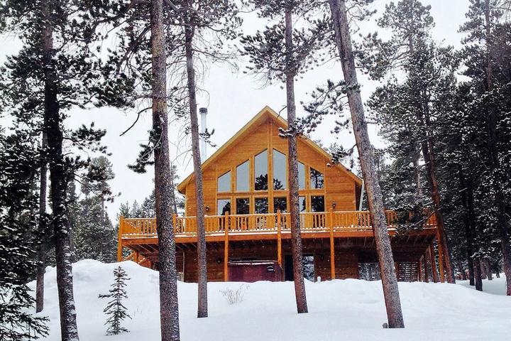 Pet Friendly Alpenhaus