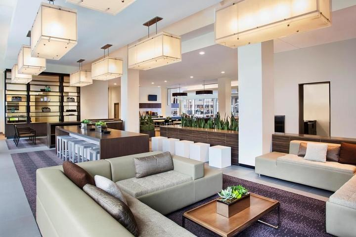 Pet Friendly Element Boston Seaport by Westin