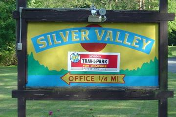 Pet Friendly Silver Valley Campsites