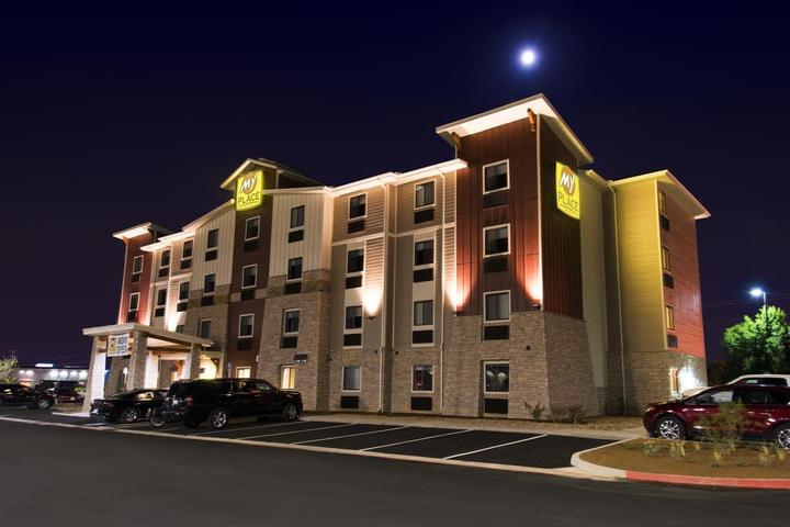 Pet Friendly My Place Hotel Overland Park
