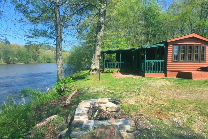 Pet Friendly Asheville River Cabins
