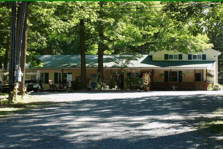 Pet Friendly Sill's Family Campground