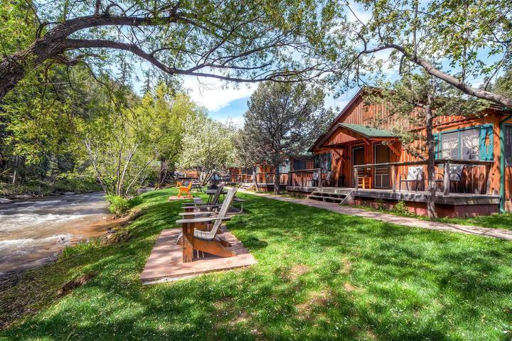Pet Friendly Colorado Bear Creek Mountain Home