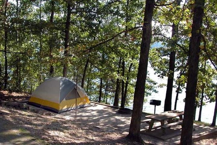 Pet Friendly Van Pugh South Campground
