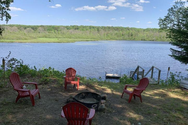 Pet Friendly Forest Lake House Close to Trail & Boat Launch