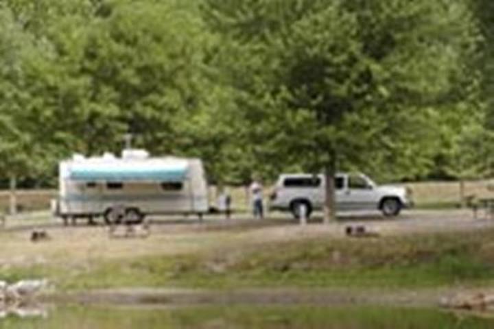 Pet Friendly Louisville SRA Campground