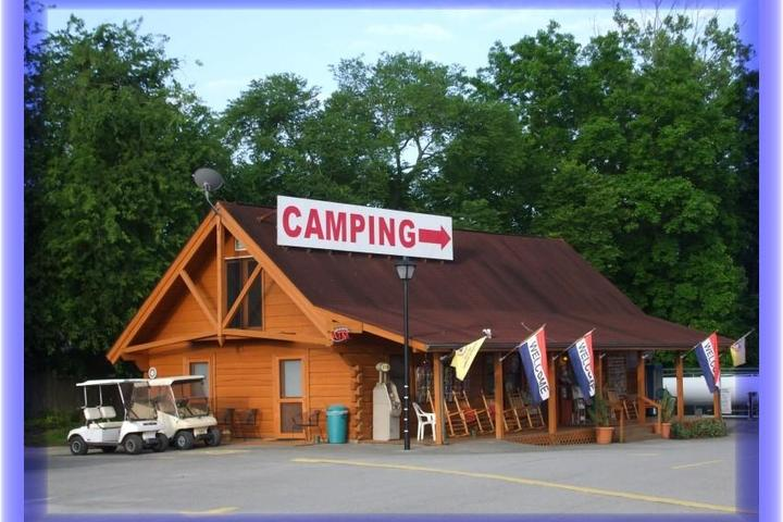 Pet Friendly Ripplin' Waters Campground
