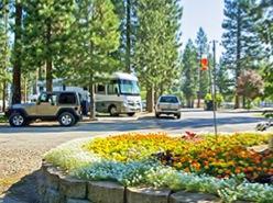 Sierra nevada camping sites