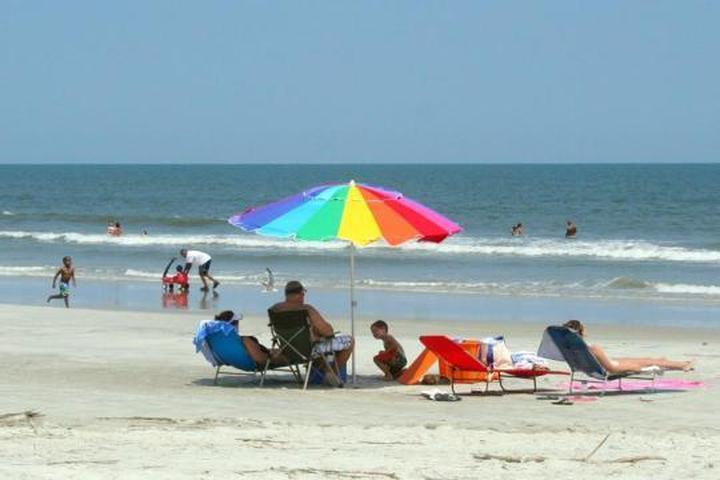 Pet Friendly Talbot Island State Park Campground