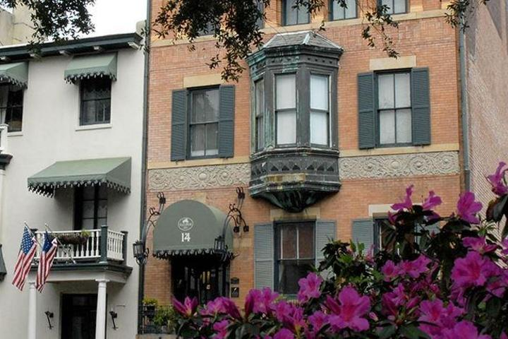 Pet Friendly Bed Breakfasts In Savannah Ga Bring Fido