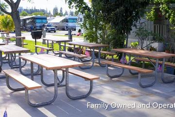 Pet Friendly Anaheim Resort RV Park