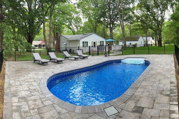 Pet Friendly 2/2 House with Private Beach & Pool
