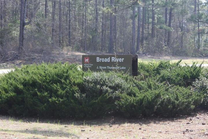 Pet Friendly Broad River Campground