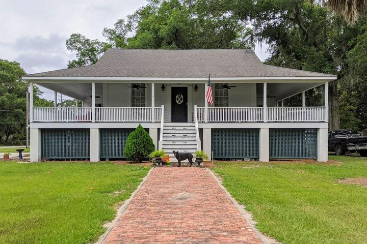 Pet Friendly Cannon Ball House