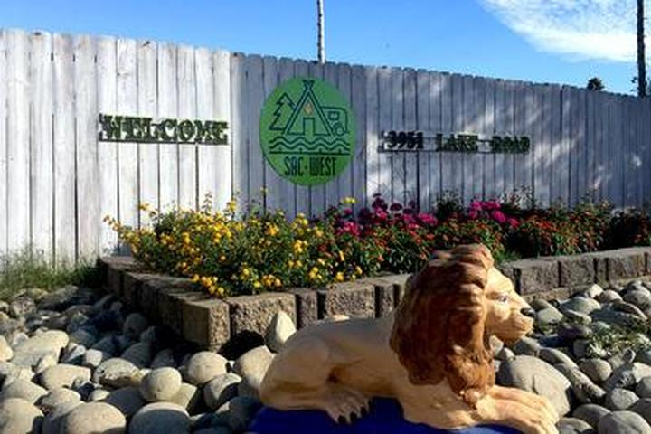 Pet Friendly SacWest RV Park & Campground
