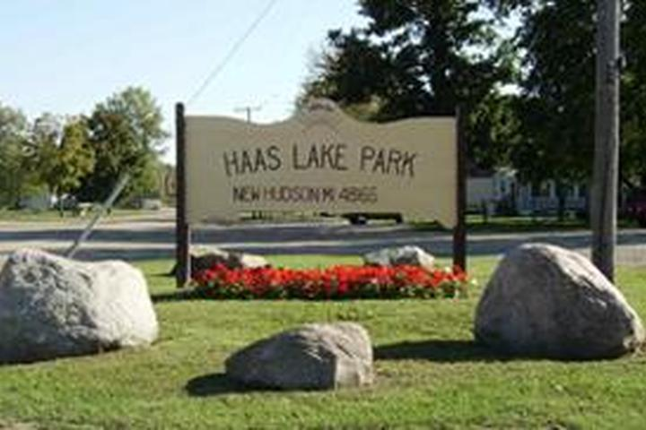Pet Friendly Haas Lake Park