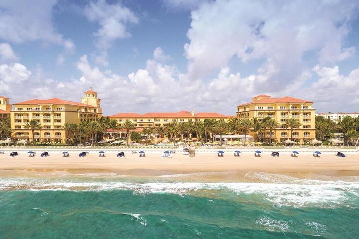 Pet Friendly Eau Palm Beach Resort & Spa