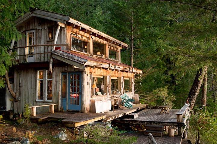 Pet Friendly Cortes Island Airbnb Rentals