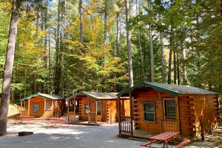 Pet Friendly Cold Springs Camp Resort
