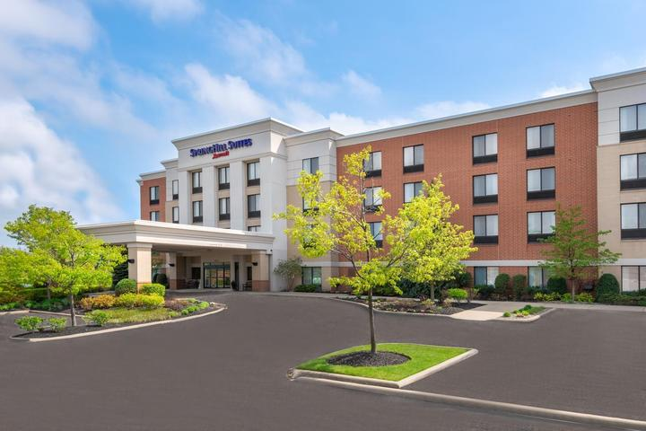 Pet Friendly SpringHill Suites Cleveland Solon