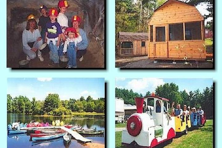 Pet Friendly River Bend Campground
