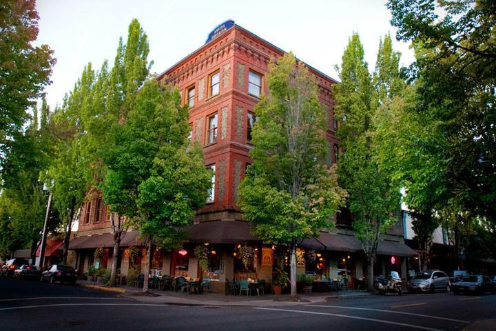 Pet Friendly McMenamins Hotel Oregon