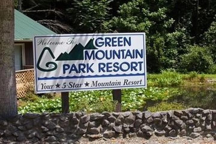 Pet Friendly Green Mountain Park