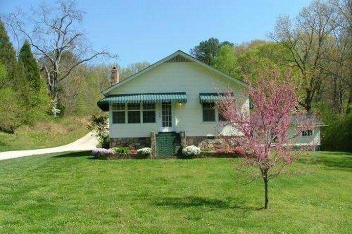 Pet Friendly Chattanooga Countrysidecottage