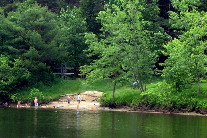 Pet Friendly Homestead By The River Family Campground