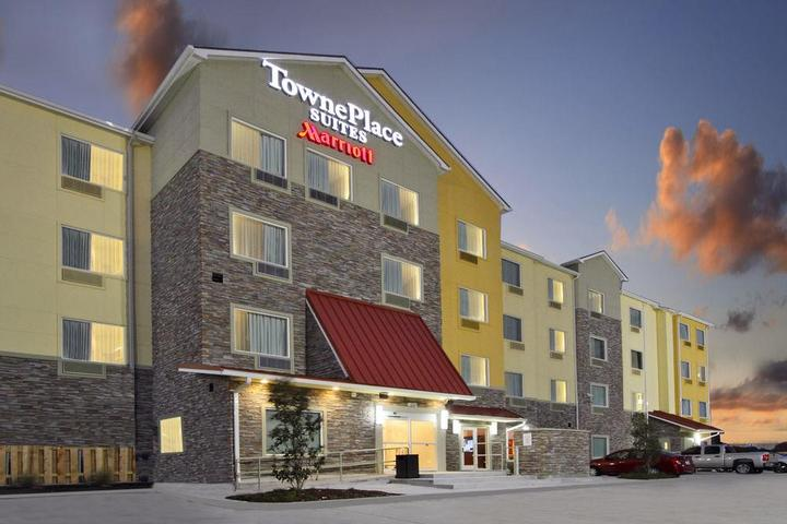 Pet Friendly TownePlace Suites New Orleans Harvey/West Bank