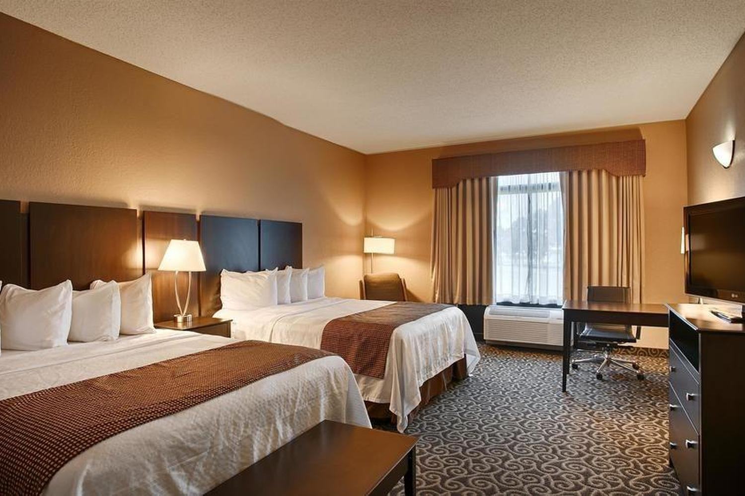 Best Western Inn At Coushatta Pet Policy