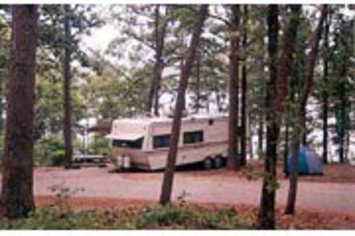 Pet Friendly Iron Mountain Campground